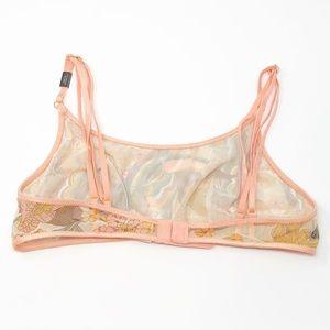 Victoria's Secret Intimates & Sleepwear - NWT Victoria's Secret Floral Mesh Lace Bralette🌼